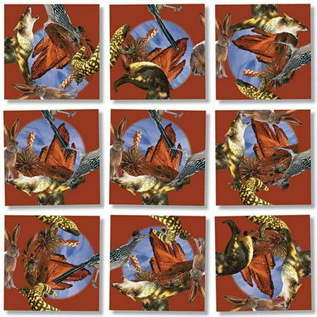 Scramble Squares American Desert Southwest Wildlife Puzzle](Wildlife Puzzles)