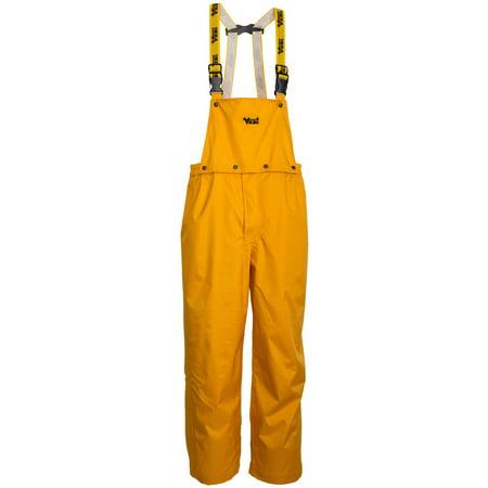 - Men's Journeyman 420D Heavy Duty Rain Bib Pants