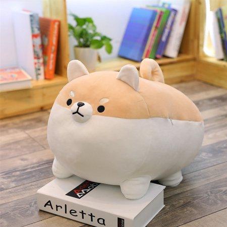 Soft Stuffed Doll (Anime Shiba Inu Plush Stuffed Sotf Pillow Doll Cartoon Doggo Cute Shiba Soft Toy)