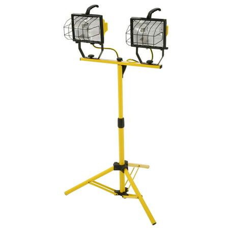 Woods L13 Two 500 Watt Portable Halogen Work (Portable Work Light)