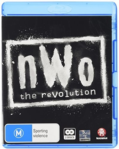 WWE: Now The Revolution (Blu-ray) by PID