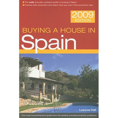 Buying a House in Spain Buying a House in Spain 2009 is the only annually updated guide to buying property in Spain, detailing the best regions to buy in and the latest trend information.Spain is becoming an increasingly attractive and realistic prospect for Britons wanting a second home, be it for holiday or retirement. Due to the low interest rates and reasonable house prices, every year 50,000 second homes are bought by the British, making Spain an accessible country to buy in. This book covers the entire country, not just those areas really popular with buyers, explaining the character of the different areas and the types and price of propertyThis all-encompassing guide provides a step-by-step guide to the buying process including advice from legal and financial experts to guidance on what you can get for your money and where. It combines cultural and economical information with practical tips and advice and reveals how to find all types of property from villas and apartments to farms and vineyards. Fully revised.