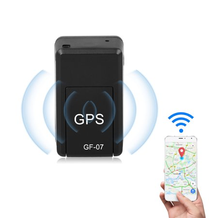 Ultra Mini GPS Long Standby Magnetic Tracking Device for Vehicle/Car/Person, Location Tracker Locator System Anti-Lost