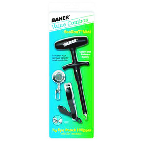 Baker Value Combo Pack-Mini T Hookout and Clipper