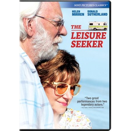 The Leisure Seeker (DVD) ()