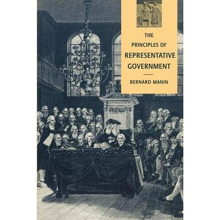 The Principles of Representative Government (Bernard Manin The Principles Of Representative Government)