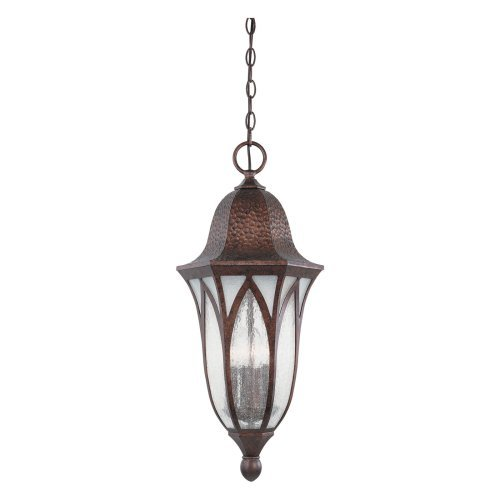 Designers Fountain Outdoor 20634-BAC Berkshire Hanging Lantern