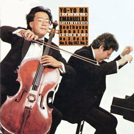 Cello Sonatas Nos 3 & 5 (Remaster)