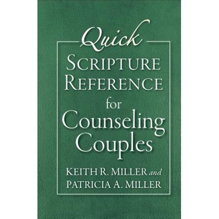 Quick Scripture Reference for Counseling Couples](Quick Costume Ideas For Couples)