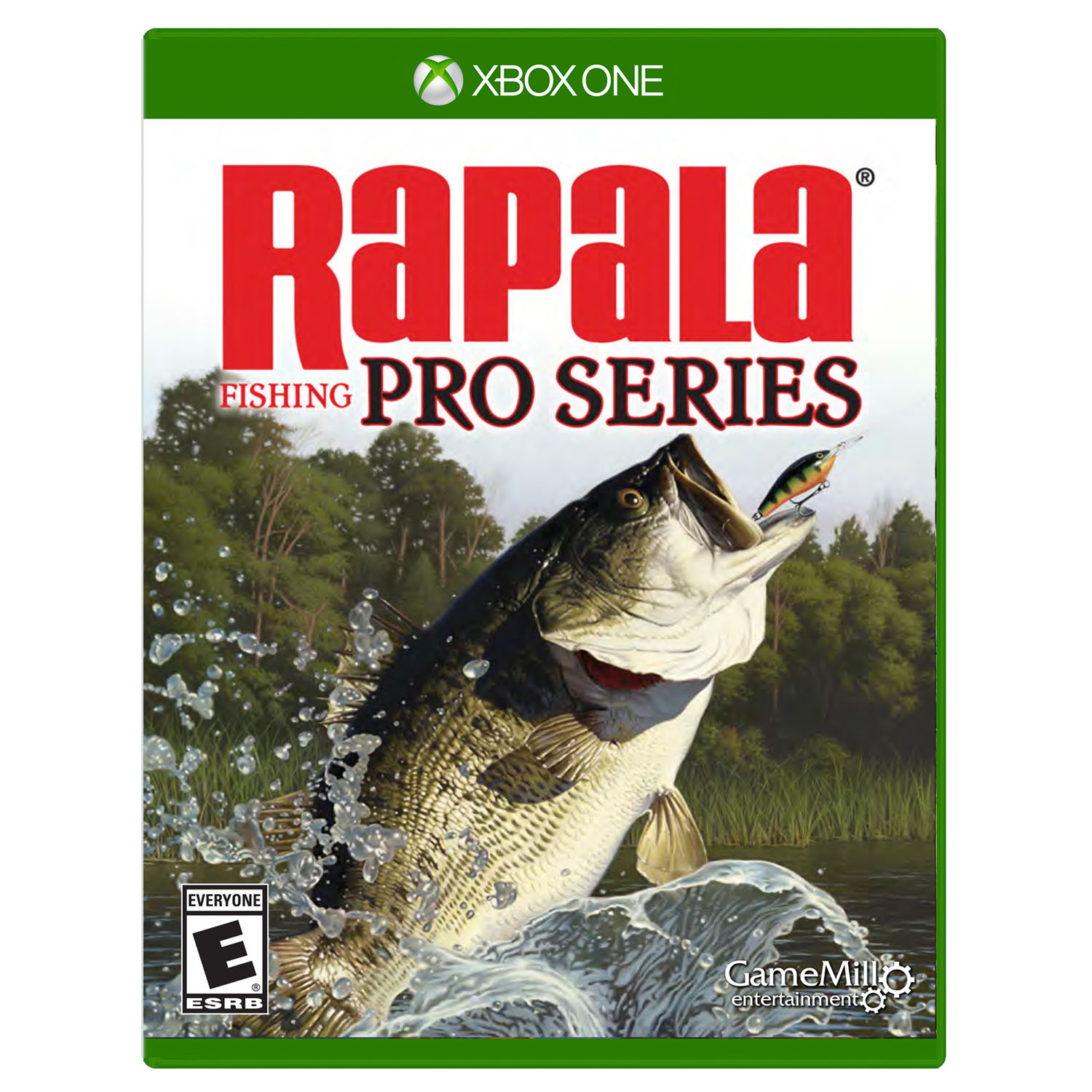 GAMEMILL ENTERTAINMENT Rapala Fishing: Pro Series (Other)