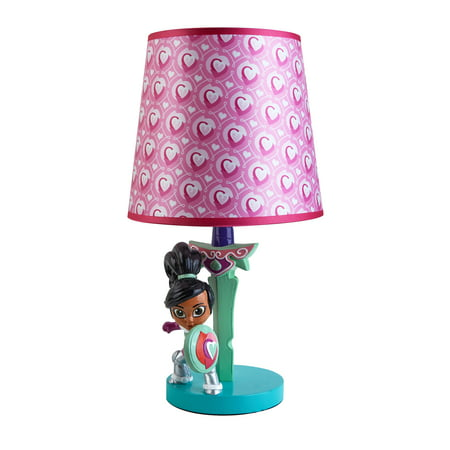 Nickelodeon Nella Figural Table Lamp