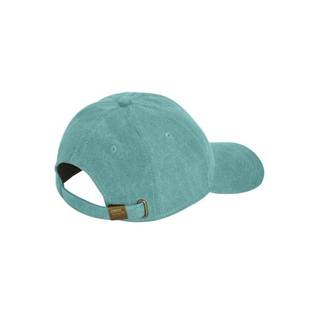 Comfort Colors Headwear Pigment Dyed Canvas Baseball Cap 104