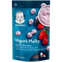 Gerber Yogurt Melts Mixed Berries 1 oz.