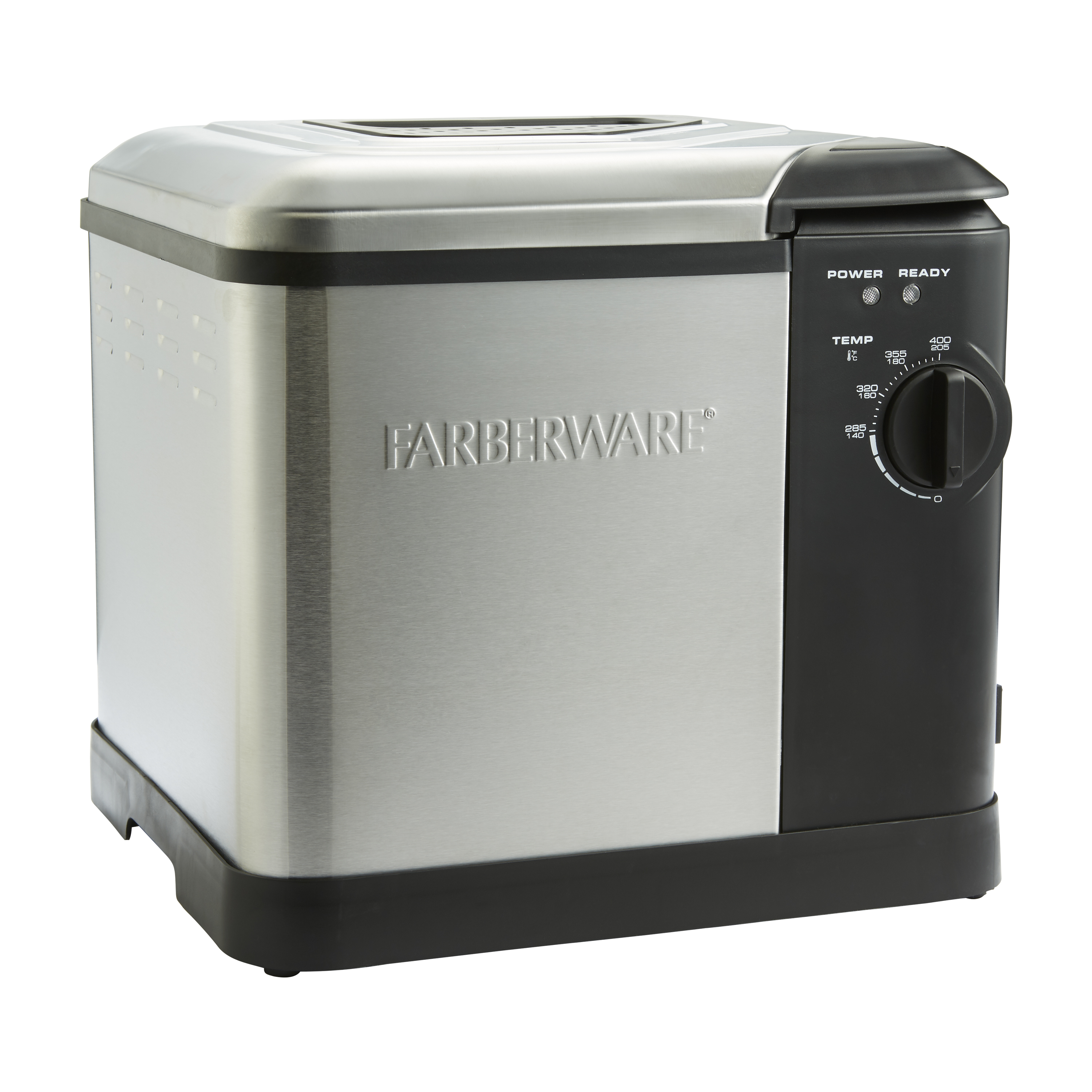 Farberware Extra Large Capacity Deep Fryer Cooks Up to 14-lbs. of Food