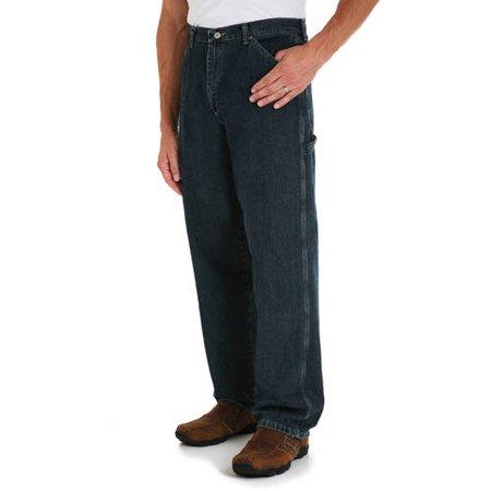 61defa12 Wrangler - Wrangler Men's Straight Leg Carpenter Jean - Walmart.com