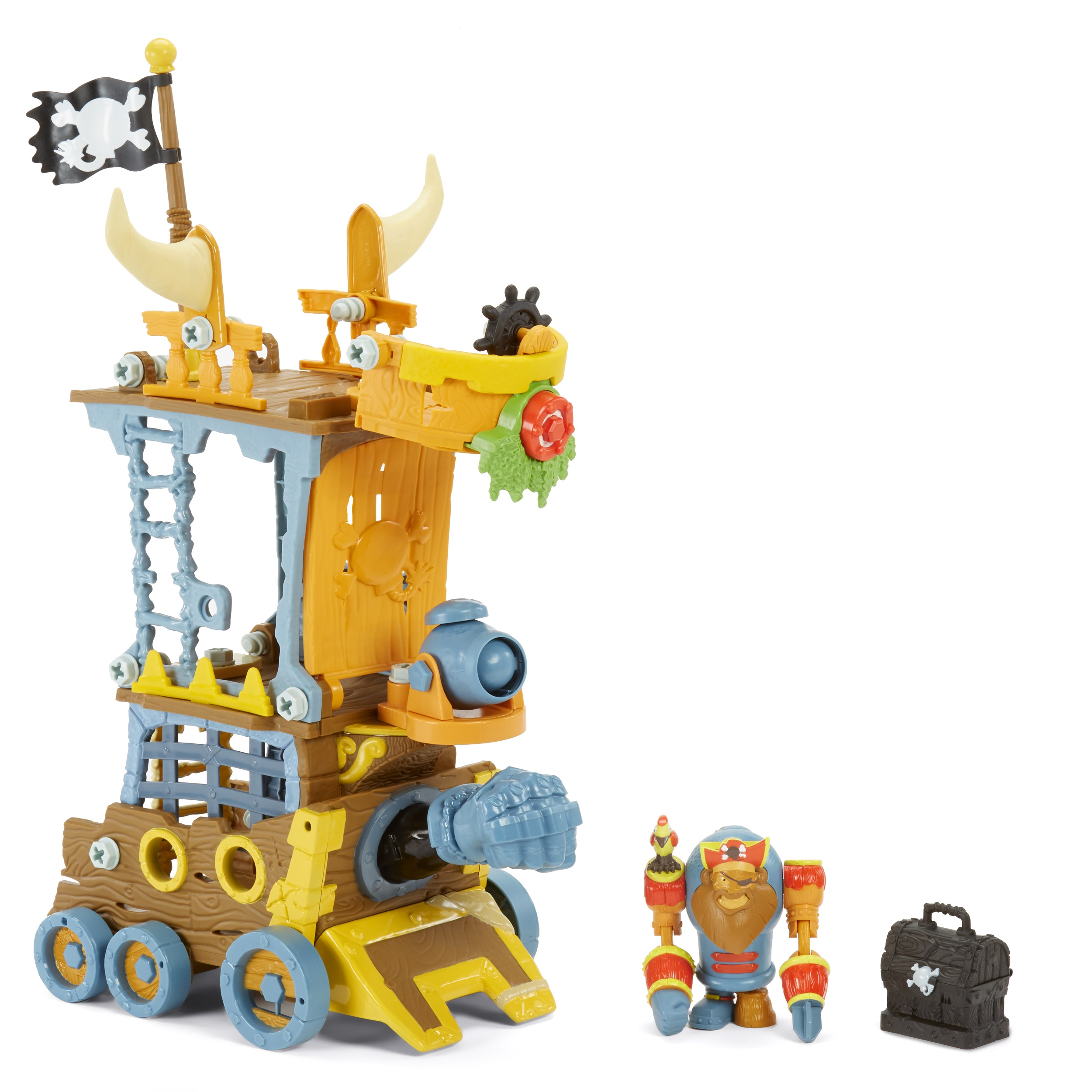 Little Tikes Kingdom Builders Wreckin' Roller