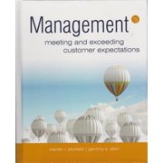 Management : Meeting and Exceeding Customer Expectations