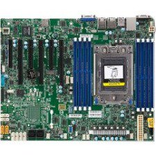 Supermicro H11SSL-I Server Motherboard - AMD Chipset - Socket SP3 - 1 x Bulk Pack - ATX - 1 x Processor Support - 1 TB DDR4 SDRAM Maximum RAM - 2.67 GHz Memory Speed Supported - DIMM, RDIMM - 8 (Web Server Supports Weak Ssl Encryption Certificates)