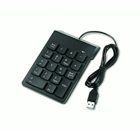 Onn USB Wired Numeric Keypad (ONA19HO042)
