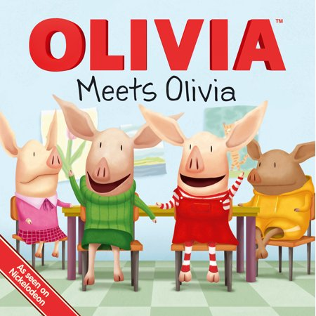 OLIVIA Meets Olivia (Part of Olivia TV Tie-in) Adapted Adapted by: Ellie O'Ryan - image 1 de 1
