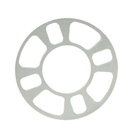 Universal Wheel Spacer Adapter 4 Hole 8mm Aluminum Wheel Fit 4 Lug 4x101.6 4x108 4x112 4x114.3 - image 1 de 1