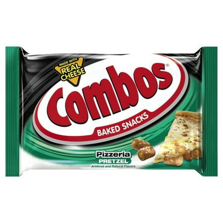 Combos Baked Pizzeria Pretzel Snacks, 1.8 Oz. Mars Pretzel Combos