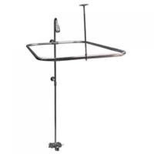 Sioux Chief Brass And Tubular Add-On Shower With Rod