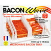 As Seen on TV Microwave Bacon Cooker, 1 Each