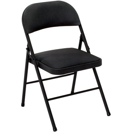 cosco deluxe folding chair set of 4