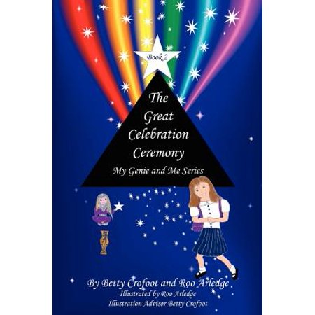 2 Way Premium Series (The Great Celebration Ceremony - My Genie and Me Series Book 2 )