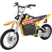 Razor Dirt Rocket Electric Powered MX650 - For Ages 16+ and Speeds up to 17 mph
