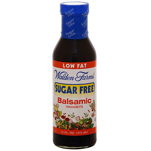Walden Farms Sugar Free Balsamic Salad D