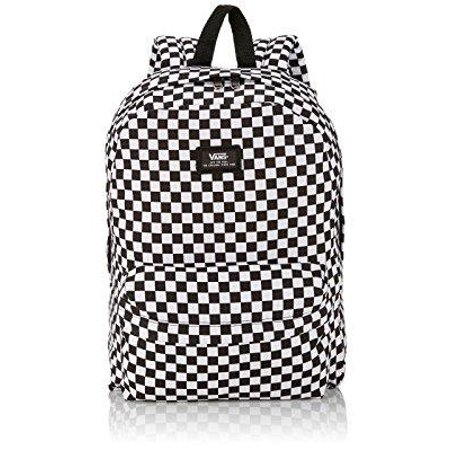 big boys' old skool ii backpack - checker - one size - Checkered Vans