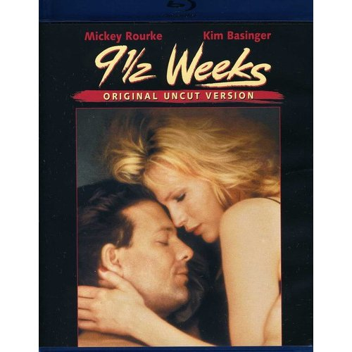 9 1/2 Weeks (Original Uncut Version) (Blu-ray) (Widescreen)