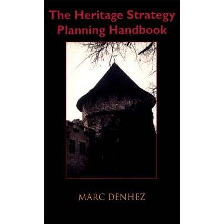 The Heritage Strategy Planning Handbook - eBook
