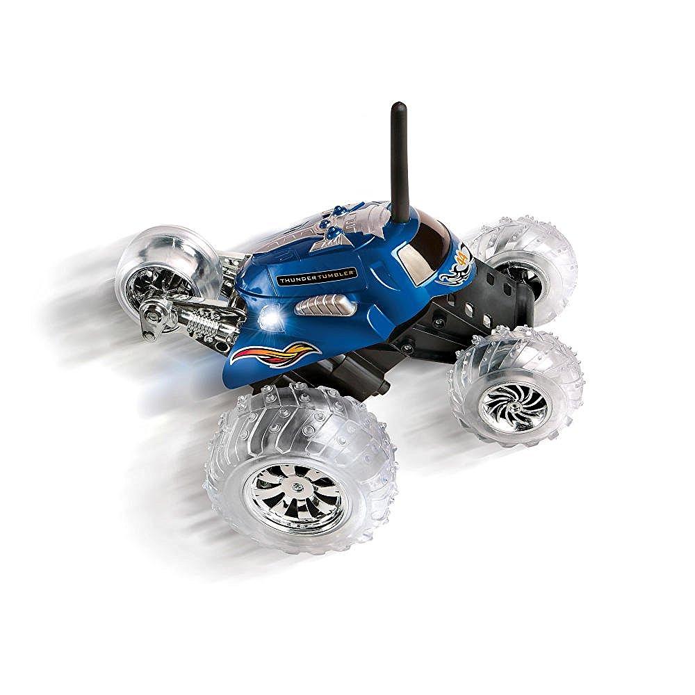 Sharper Image Remote Control Monster Spinning Car