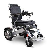 eWheels EW-M45 Electric Wheelchair PowerChair, Folding Lightweight Power Wheelchair