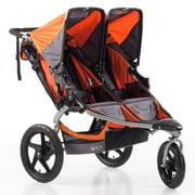 BOB Revolution SE Duallie Jogging Stroller, Orange