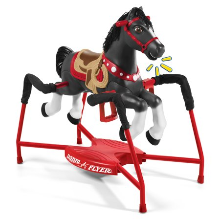 Radio Flyer, Duke: Interactive Riding Horse, Ride-on
