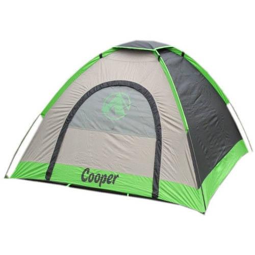 GigaTent Cooper 2 7' x 7' Dome Tent, Sleeps 3 - 4