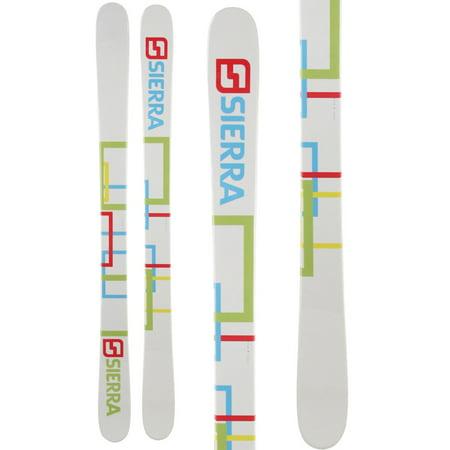 Sierra SB Twin Camrock V2 Skis Womens