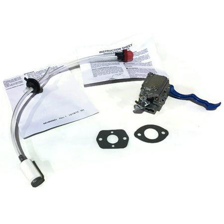 OEM Husqvarna 125B 125BX 125BVX Blower Carburetor 545081811 Fuel line 581798001