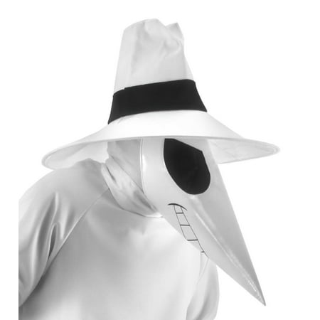 Spy Vs. Spy White Costume Accessory Kit Adult One Size