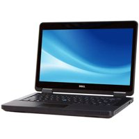 "Refurbished Dell Latitude E5440 14"" Laptop, Windows 10 Pro, Intel Core i5-4300U Processor, 8GB RAM, 750GB Hard Drive"