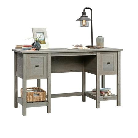 Sauder Cottage Road Desk, Mystic Oak Finish