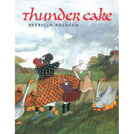 800 Reader (Thunder Cake (Paperback))