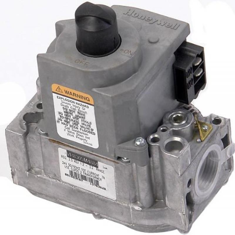Pentair V2016000 Combination Gas Valve Replacement PowerMax PM Commercial Pool and Spa Heater