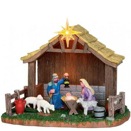 Nativity Scene](Nativity Scene Outdoor)