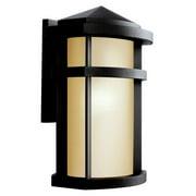 Kichler Lantana Outdoor Wall Lantern - 15H in. Architectural Bronze