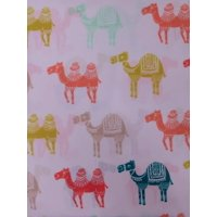 Pillowfort Sheet Set Colorful Camels Twin Bed Size Microfiber Sheets Bedding